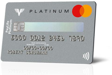 Mastercard Black Voraussetzung
