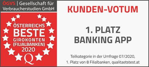 Beste Banking App